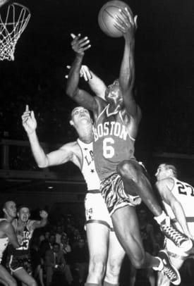 Celtics vs. Lakers in the Finals - 1 - 1959