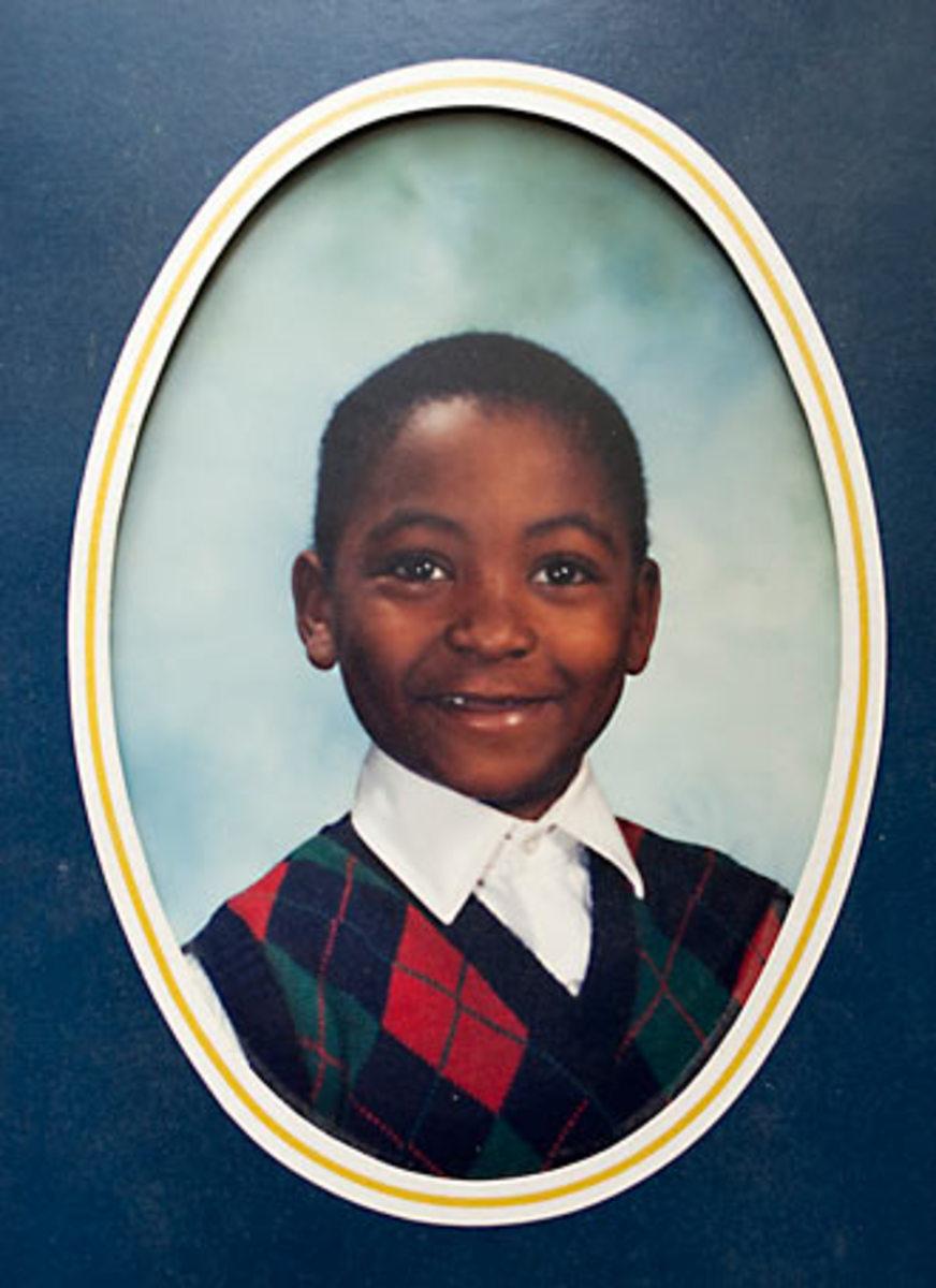 Joel at age 9.