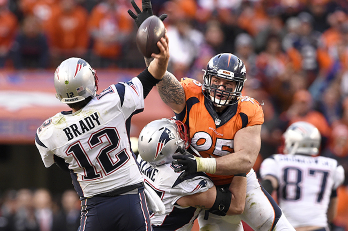 The Broncos coaching staff has tapped into Derek Wolfe's pass-rush potential.