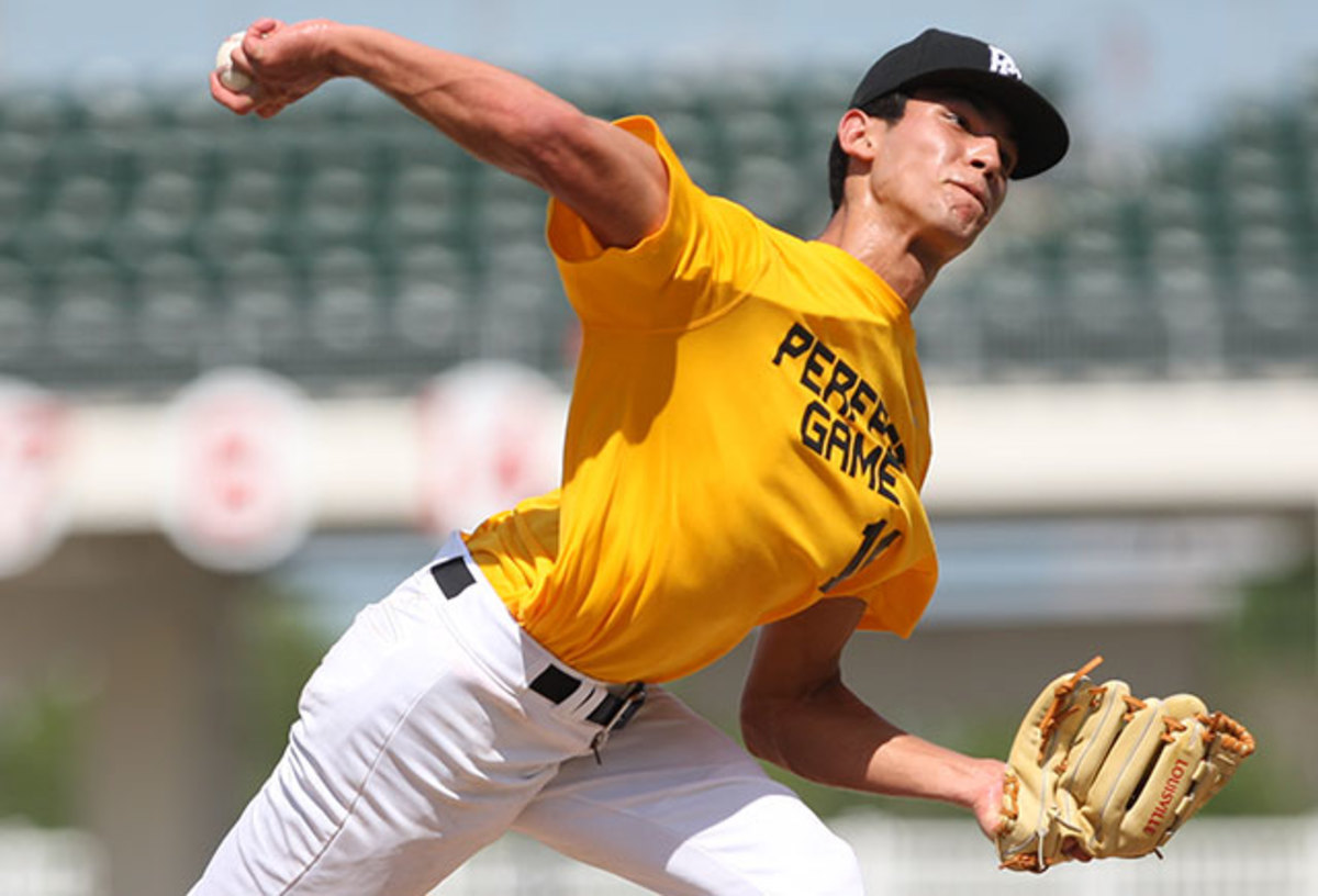 Florida teenager Anthony Molina could throw as hard as 96 mph when he was 16 years old.