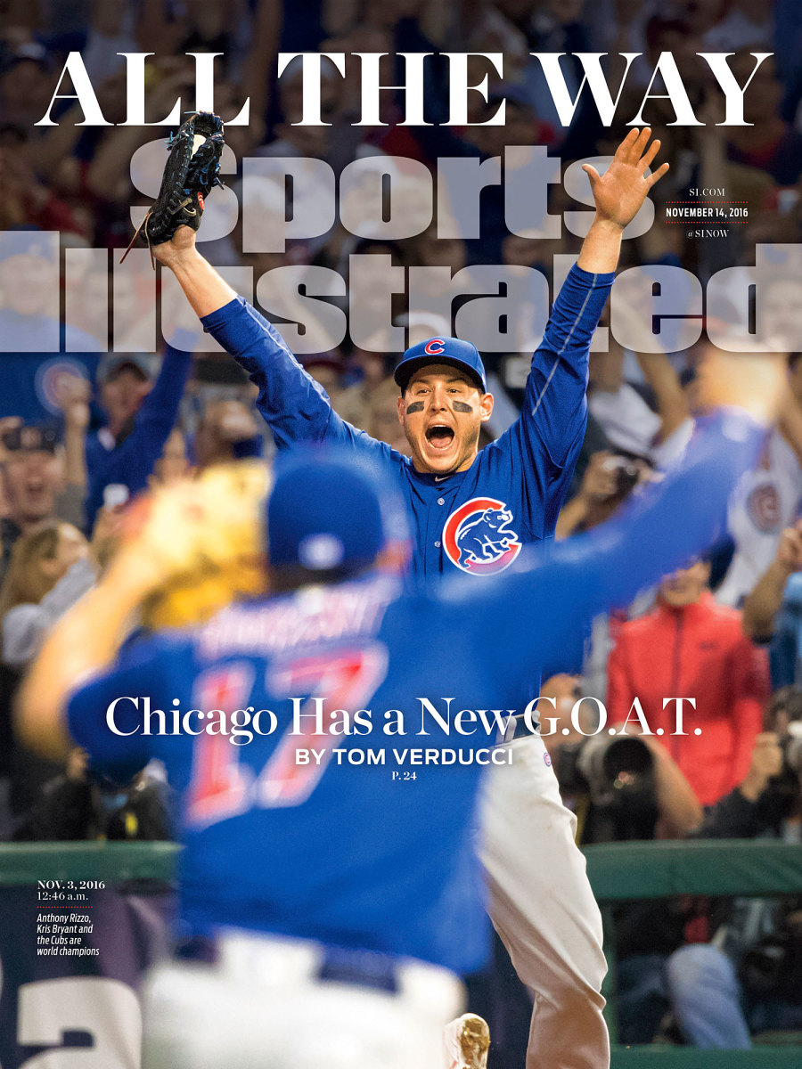 Anthony Rizzo, Chicago Cubs