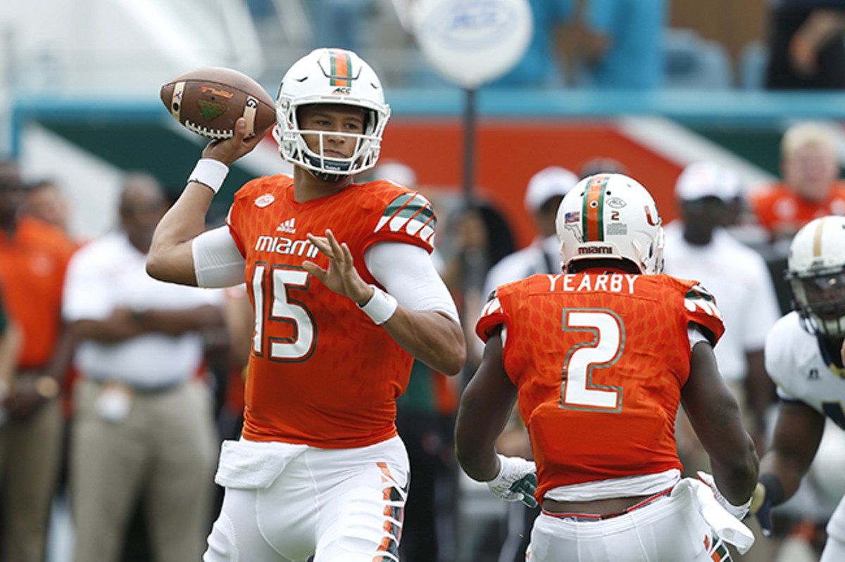 A junior, Kaaya can solidify himself as a first-round pick.