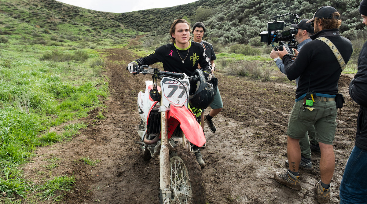 Axl Movie 2018 motocross plays central role in new movie a.x.l. - si kids