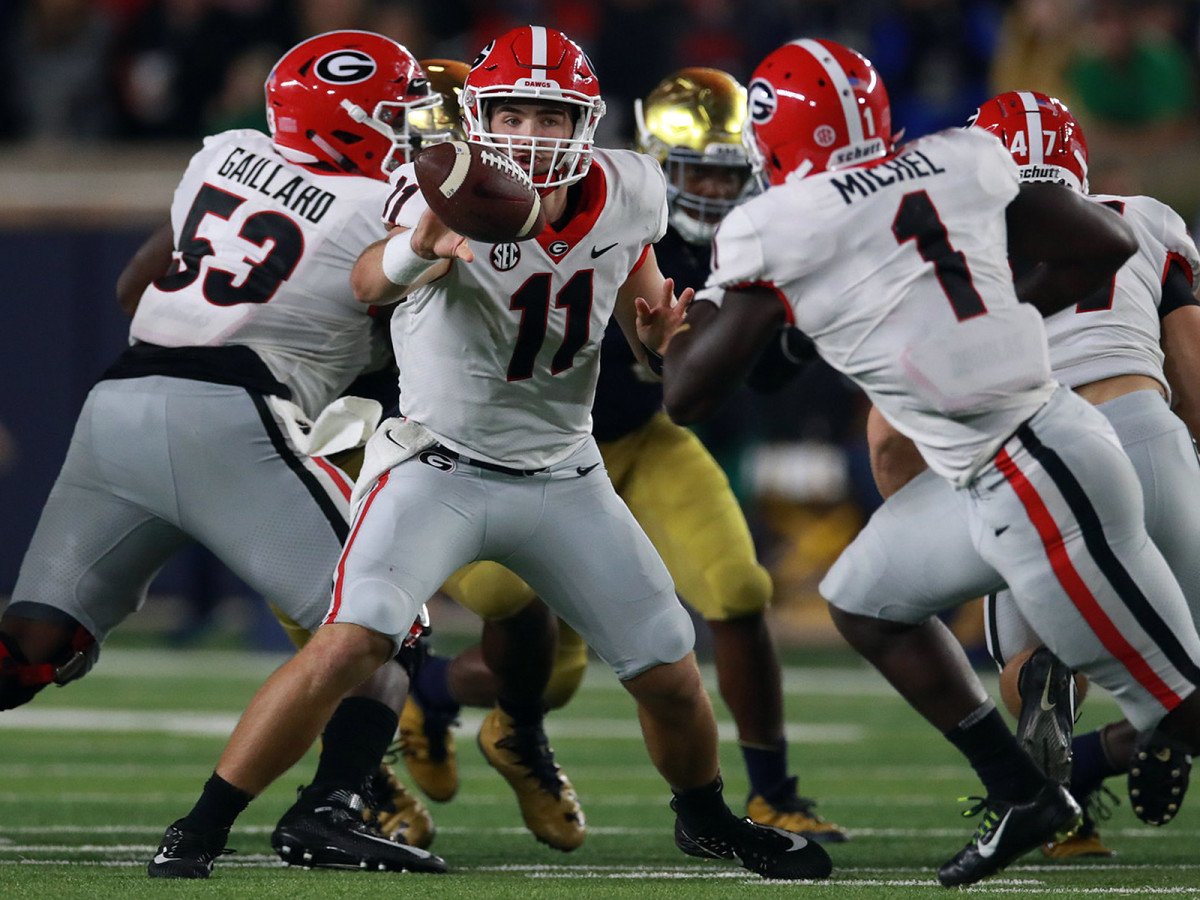 Jake Fromm didn't flinch at Jacob Eason's presence on the roster when he committed to Georgia—then stepped in seamlessly when Jacob Eason went down.