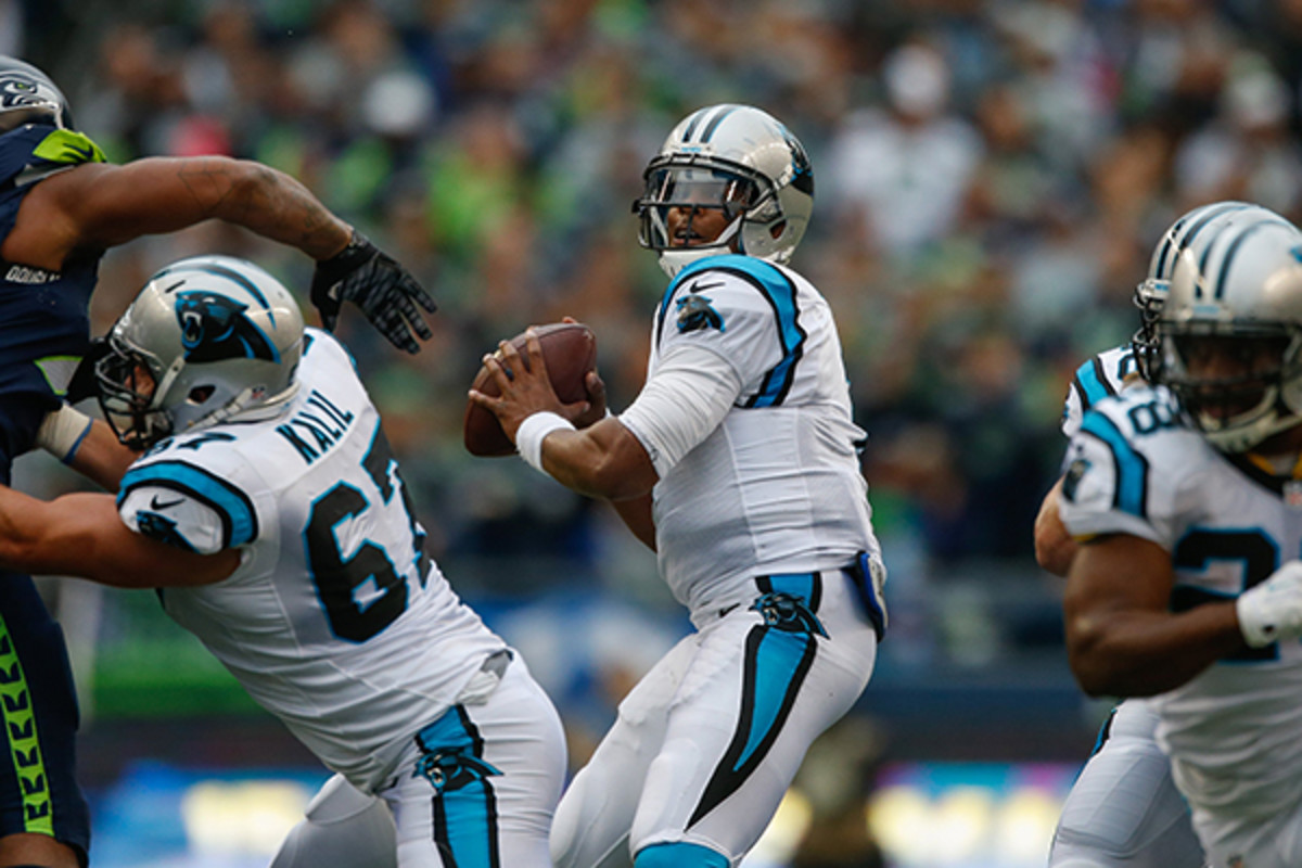 fantasy football 2015 week 7 intriguing players cam newton