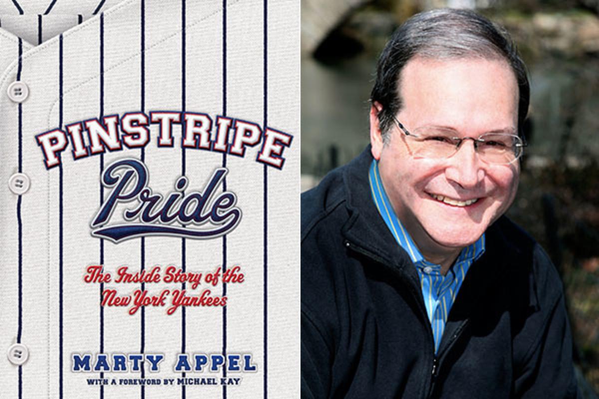 marty appel pinstripe pride new york yankees