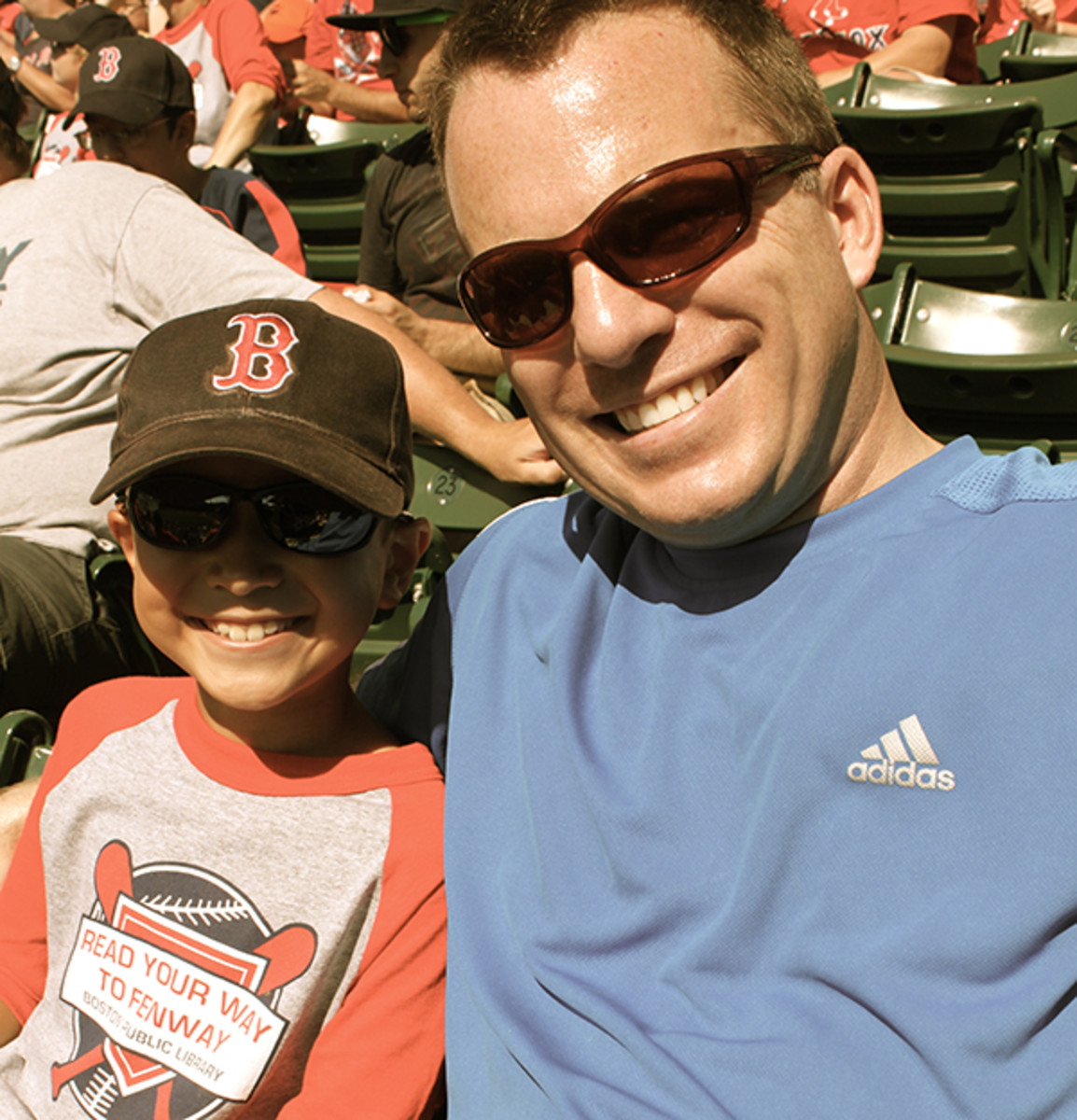 kid reporter max surprenant father's day