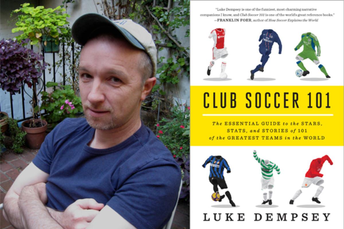 luke dempsey club soccer 101