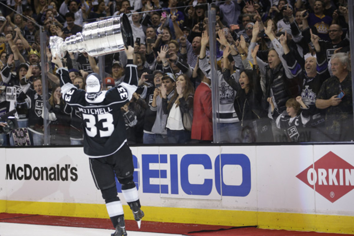 los angeles kings 2014 stanley cup champions