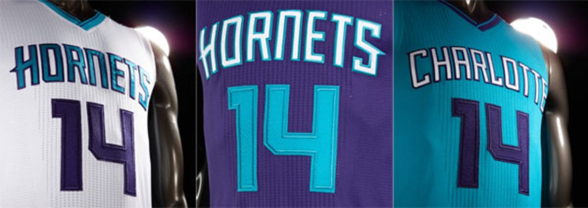 charlotte hornets jerseys 2014