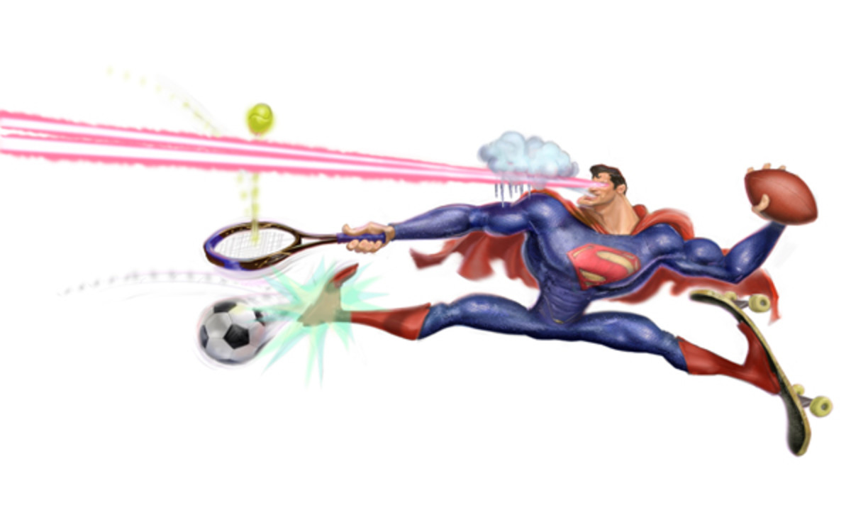 superman as mr. everything