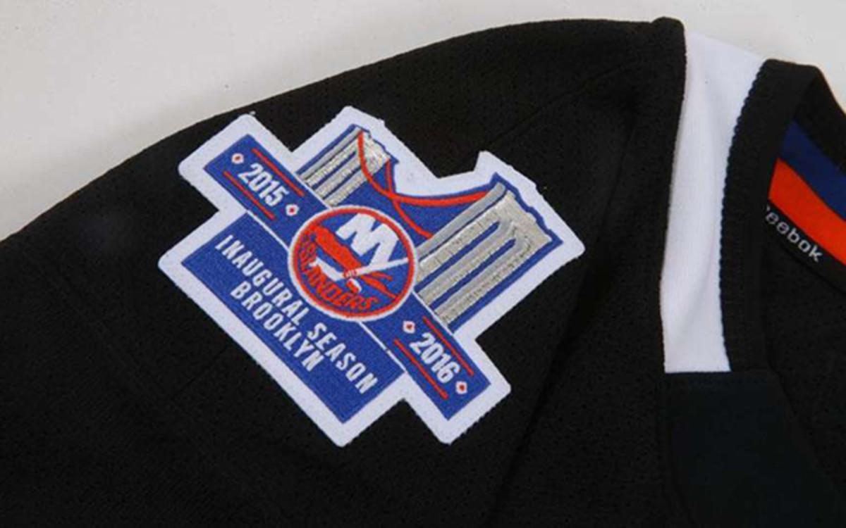 new york islanders brooklyn jersey