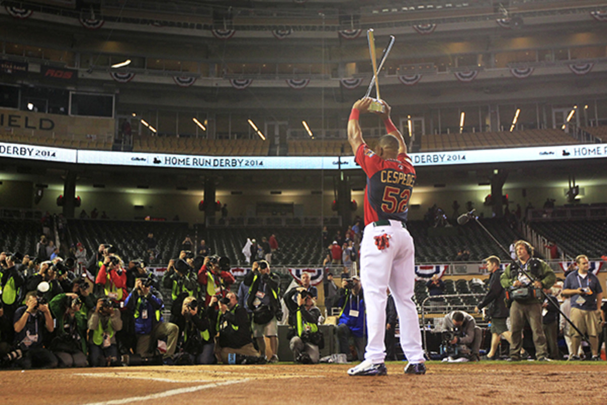 2015 home run derby picks