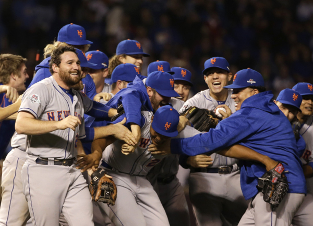 new york mets national league champions 2015