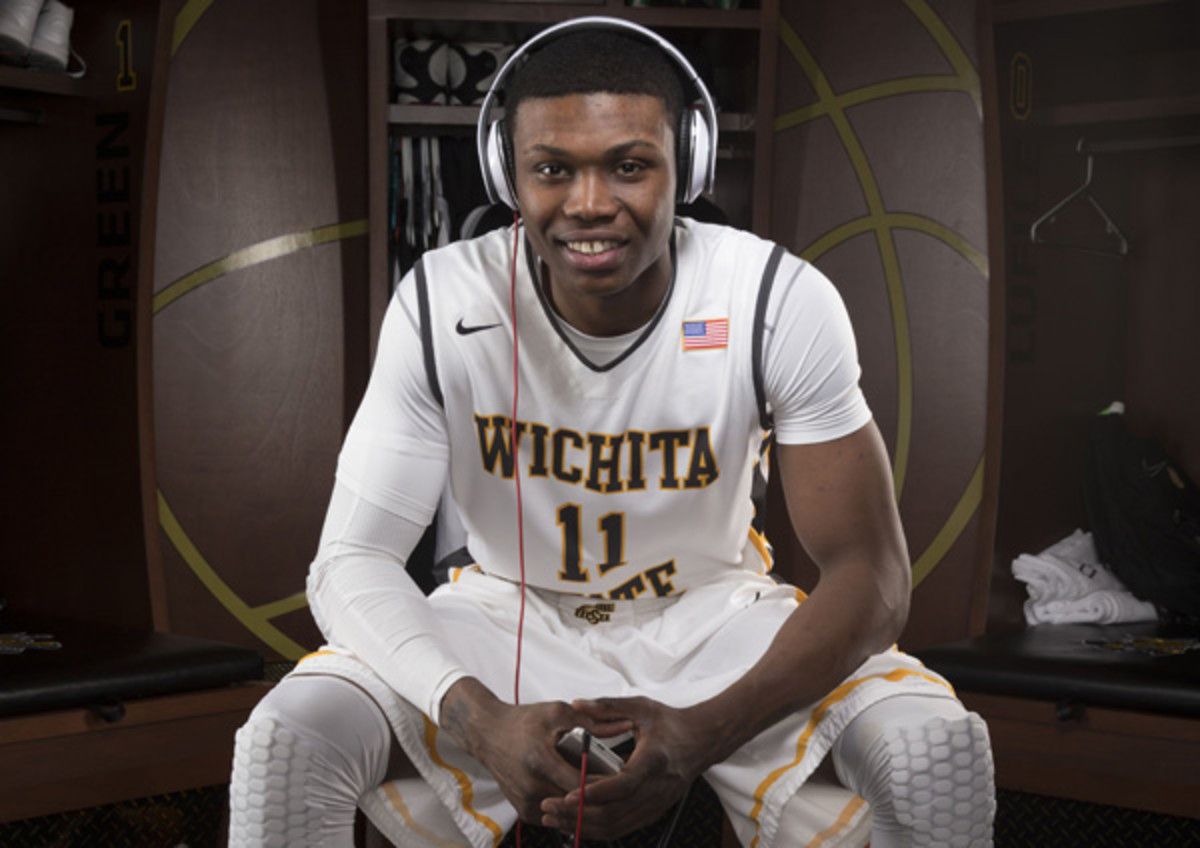 cleanthony early wichita state shockers