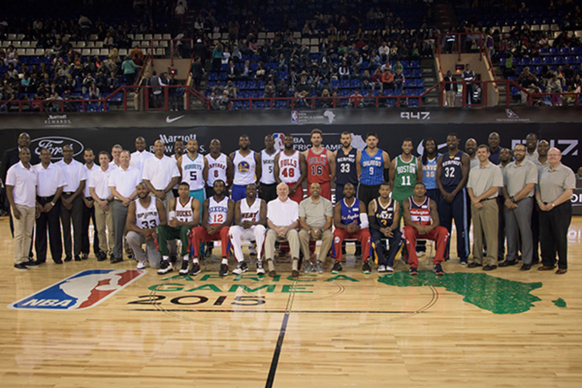 nbpa south africa all-star game