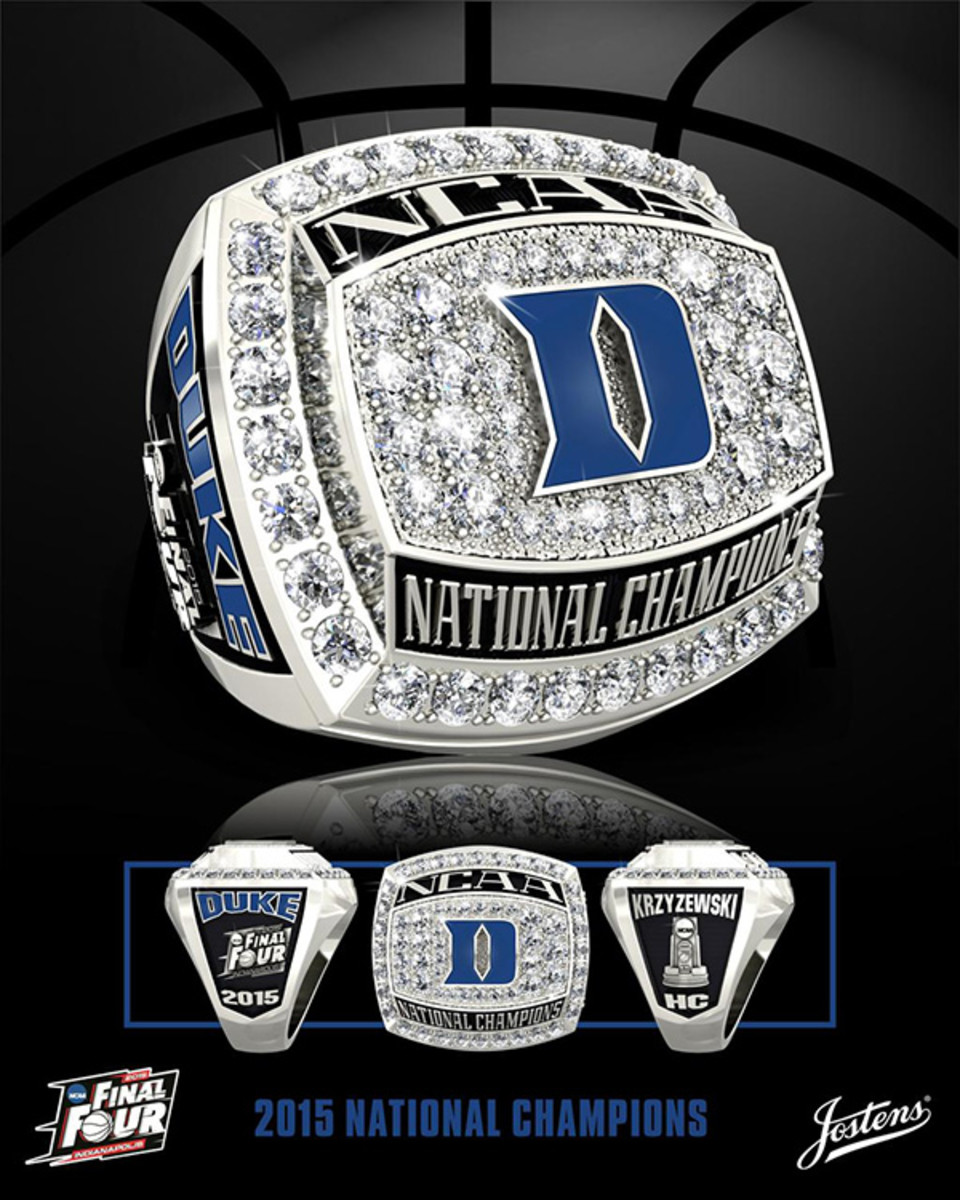 duke championship rings