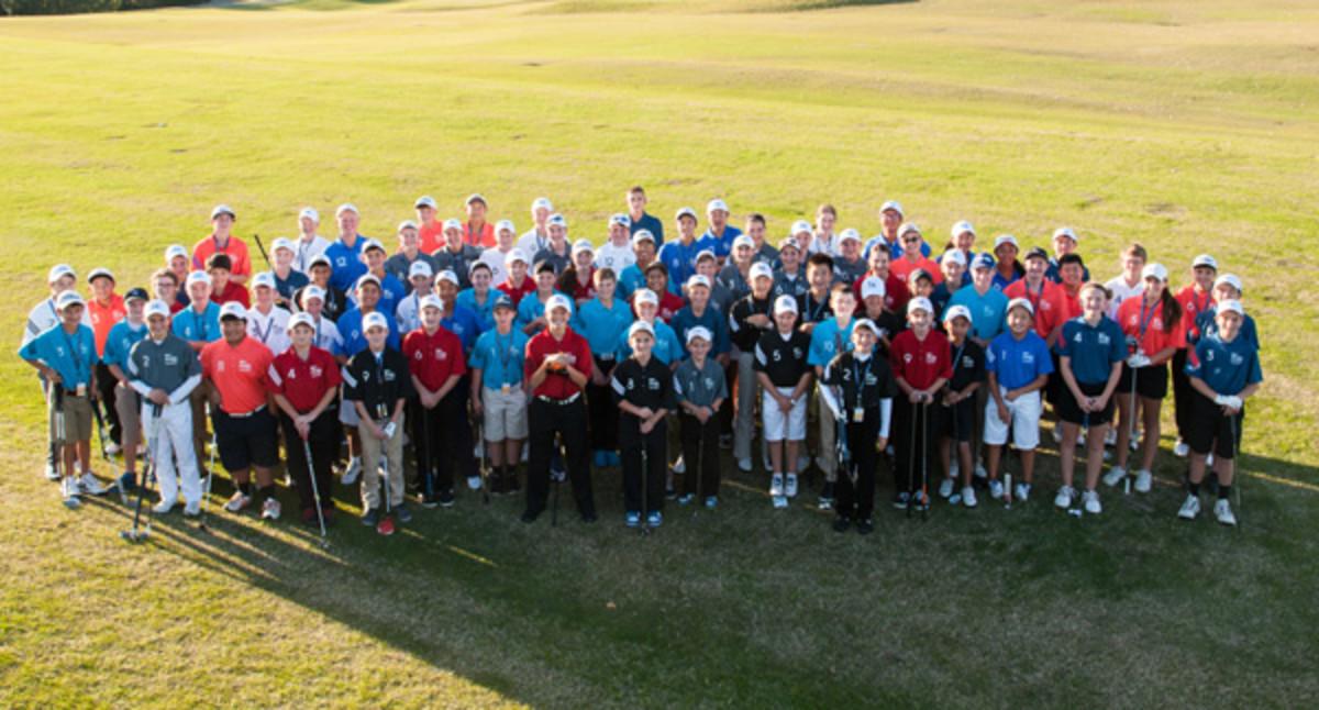 pga junior league golf championship