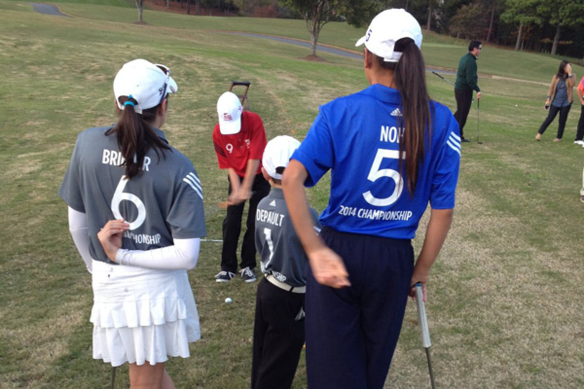 pga junior league golf championship shirts