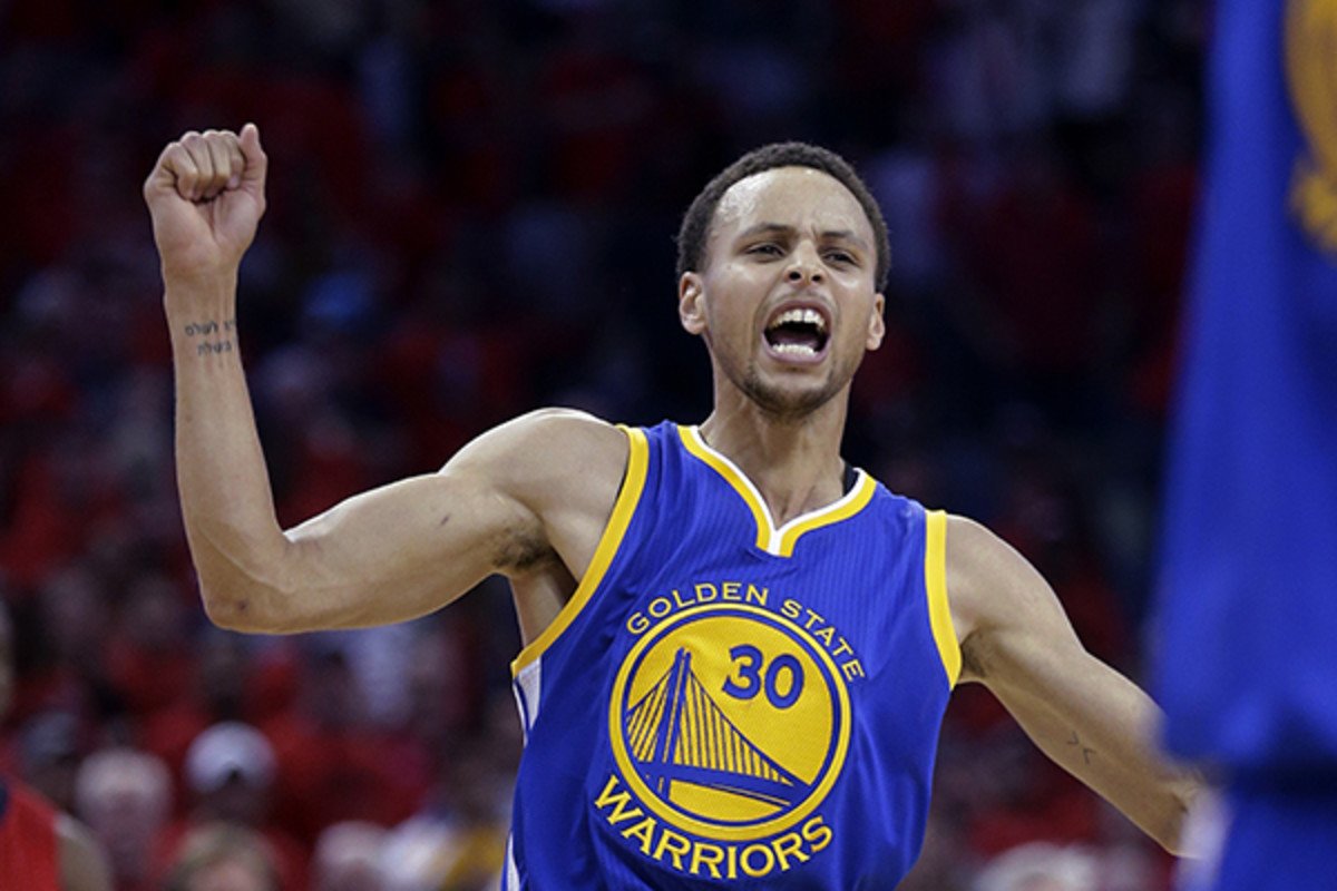steph curry golden state warriors pelicans