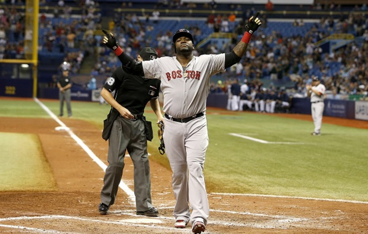 david ortiz 500 home runs