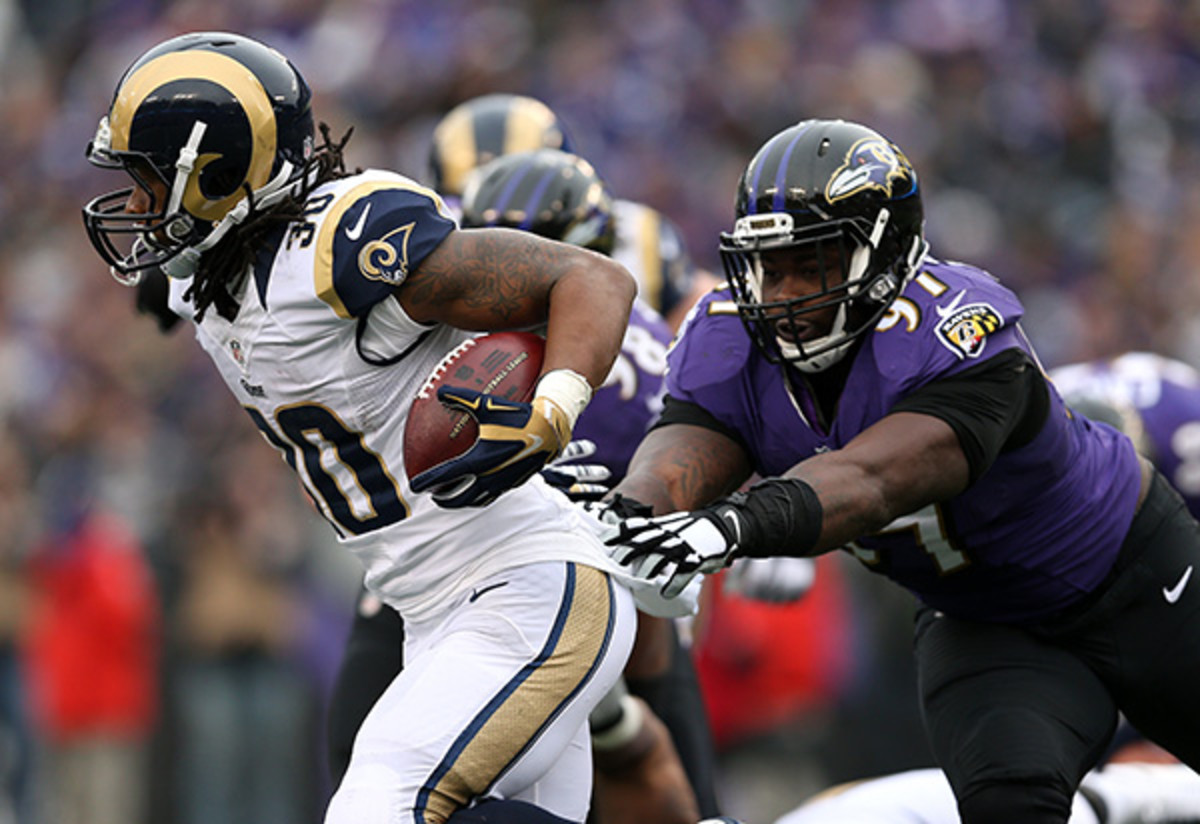 fantasy football 2015 risers and sliders todd gurley