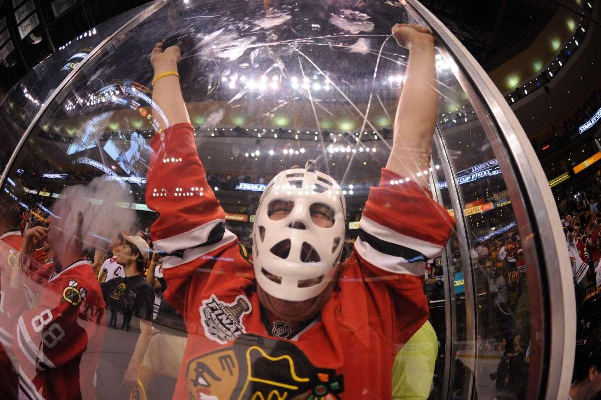 chicago blackhawks fan stanley cup 2013
