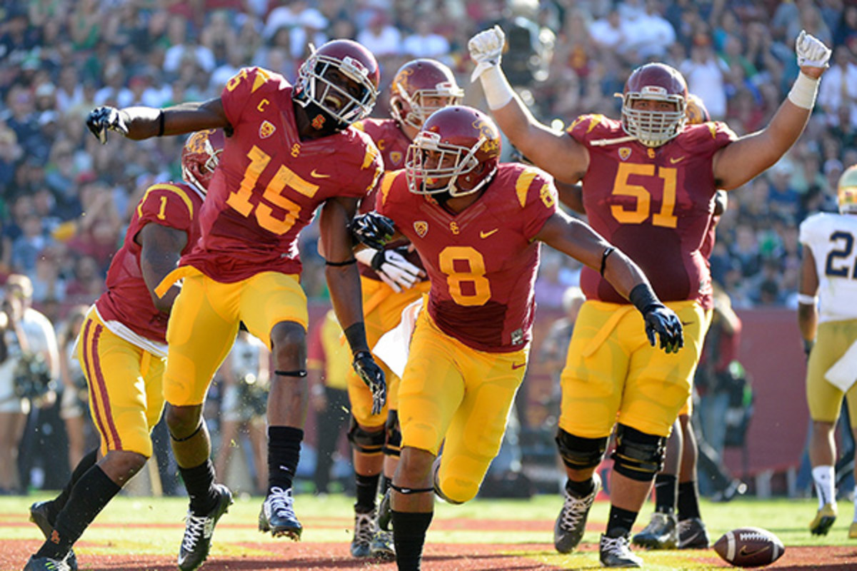 2015 college football top 25 usc
