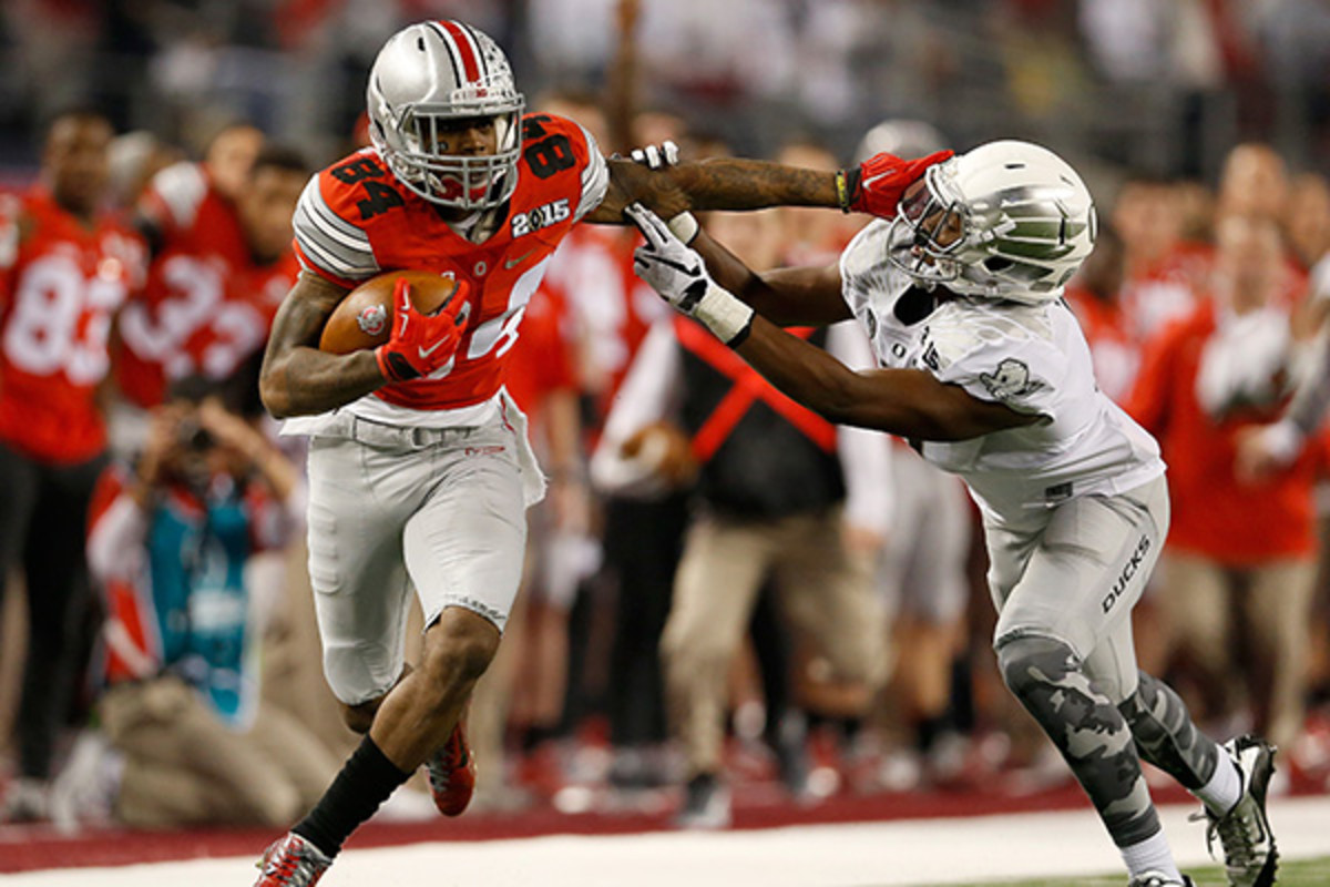2015 college football top 25