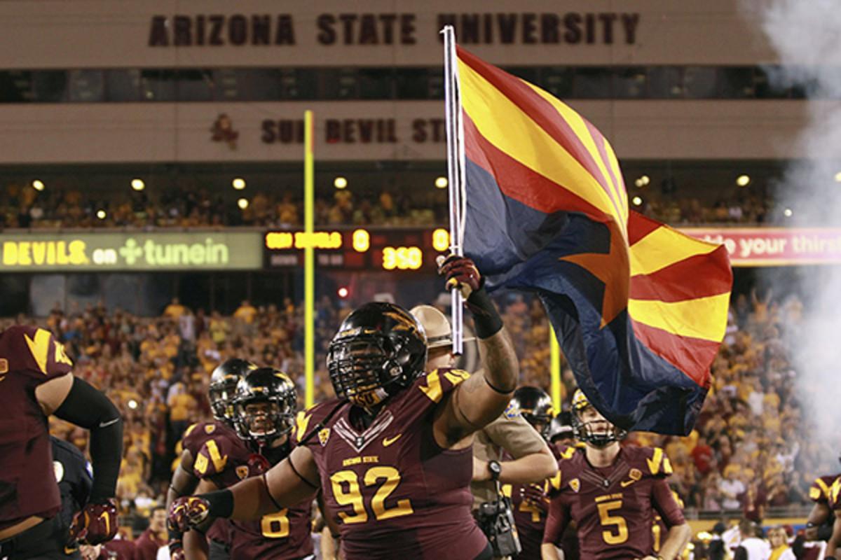 2015 college football top 25 arizona state
