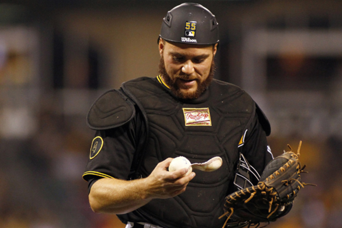 brewers pirates cover ripped off ball