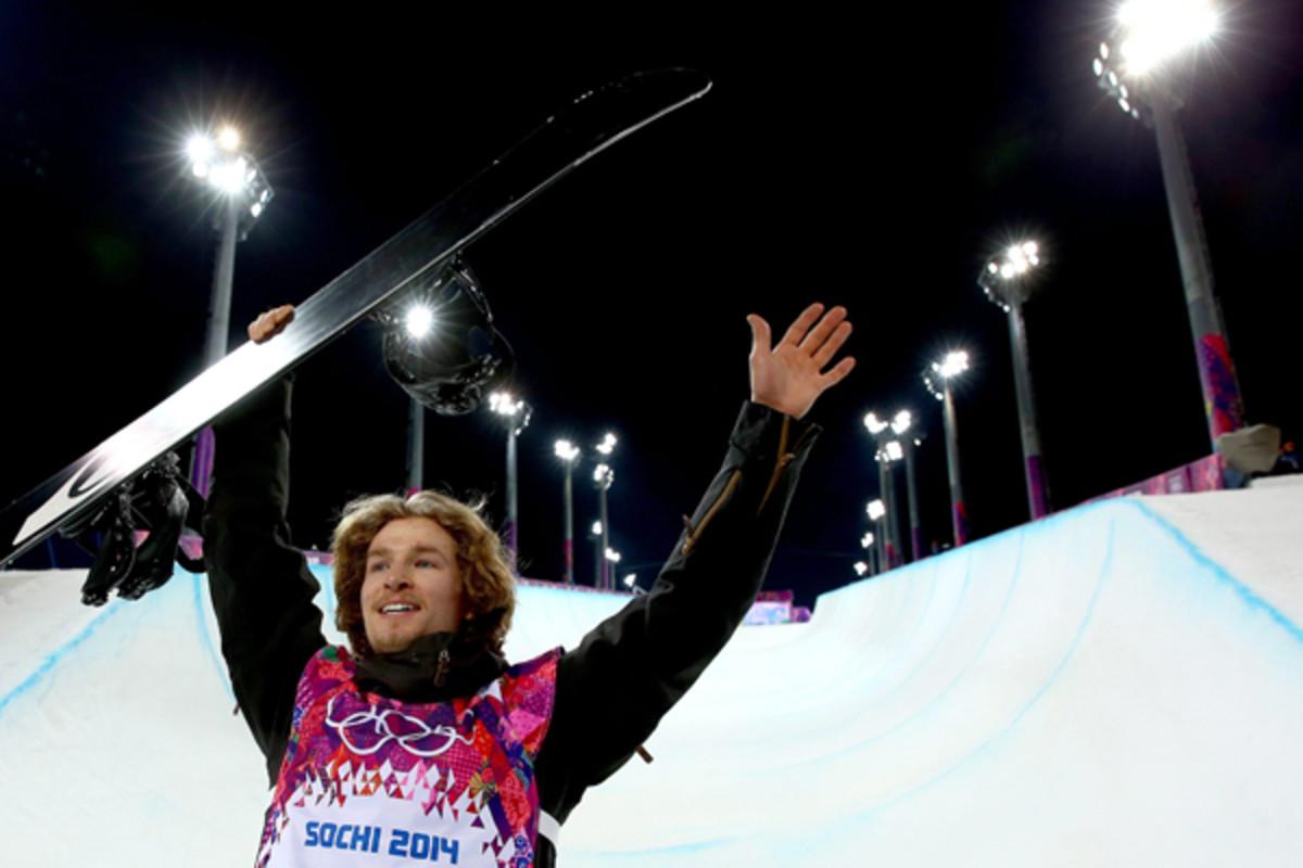Iouri Podladtchikov sochi 2014 winter olympics snowboarding