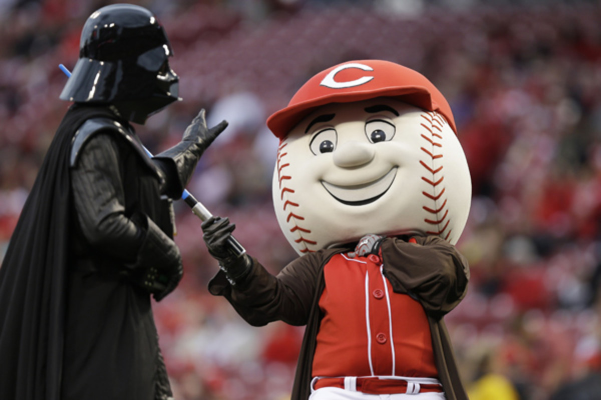 star wars baseball 2014 reds darth vader