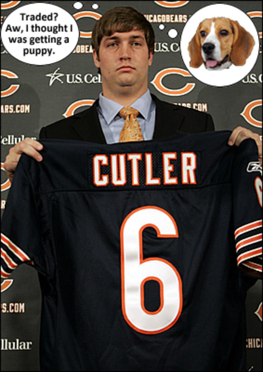 Jay Cutler Looks Sad - SI Kids: Sports News for Kids, Kids Games ...