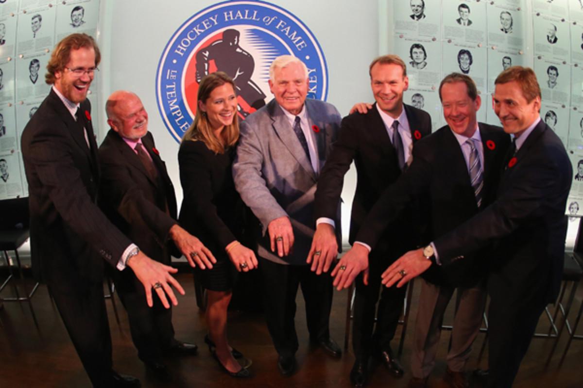 hockey hall of fame 2015