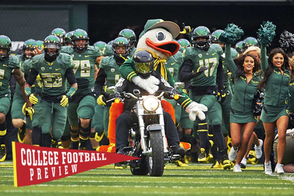 college football preview 2014 oregon ducks