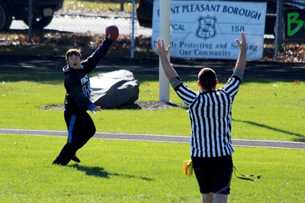 challenger flag football