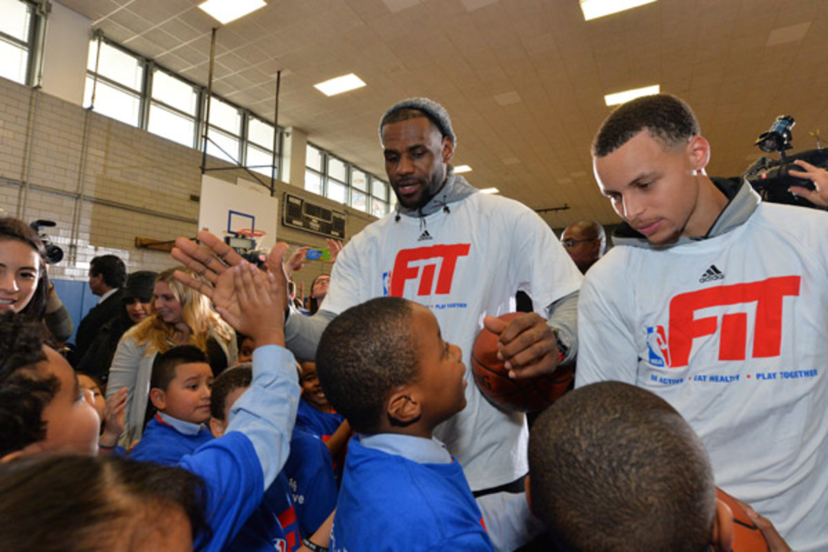 lebron james stephen curry nba fit all-star game