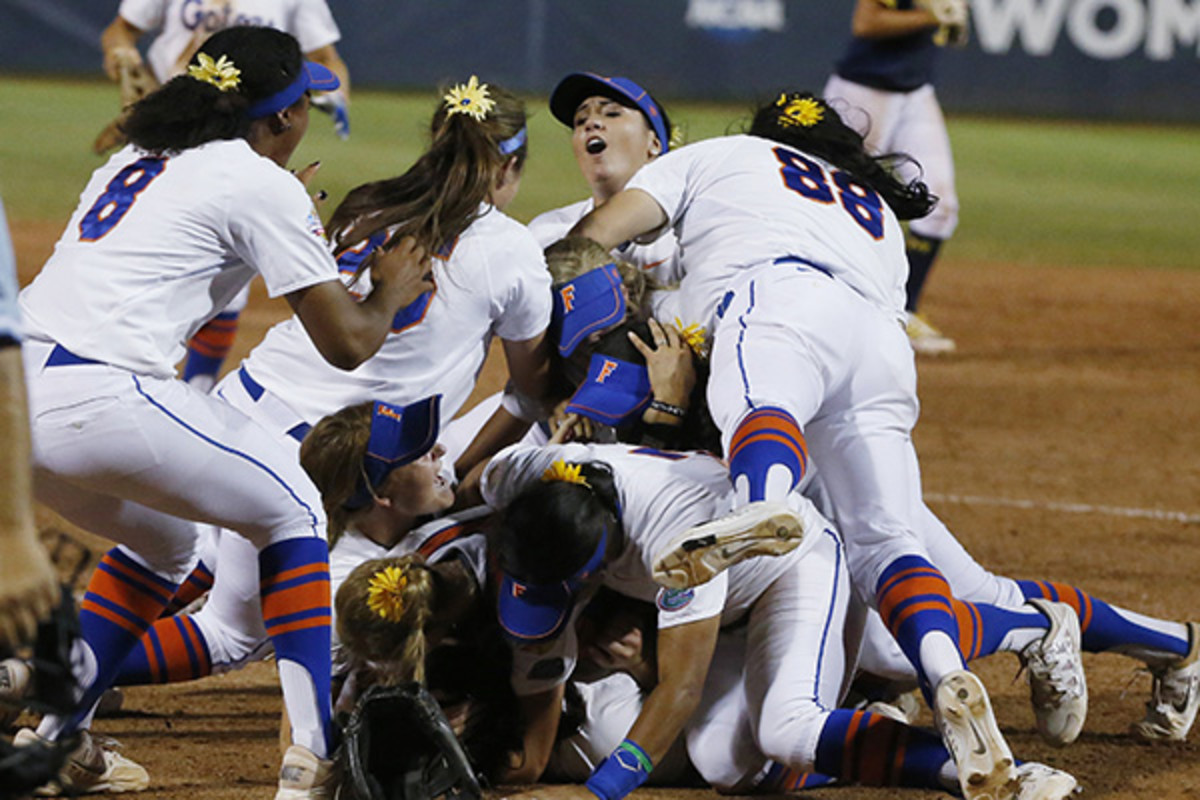 florida gators 2015 women's college world series