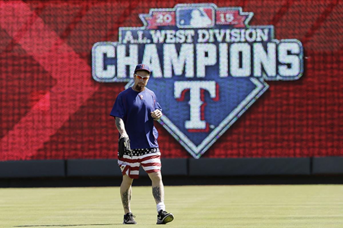 texas rangers 2015 playoffs