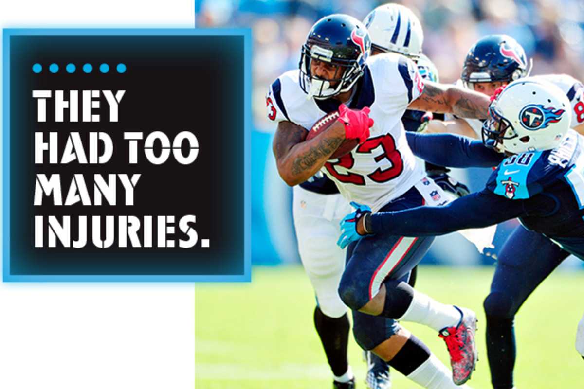 nfl undrafted arian foster