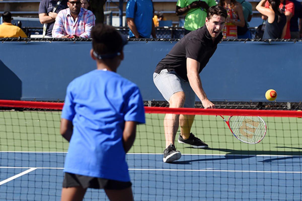 us open kids day tennis