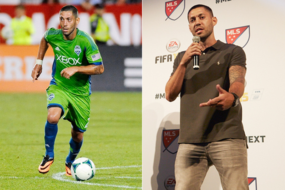 clint dempsey seattle sounders rap