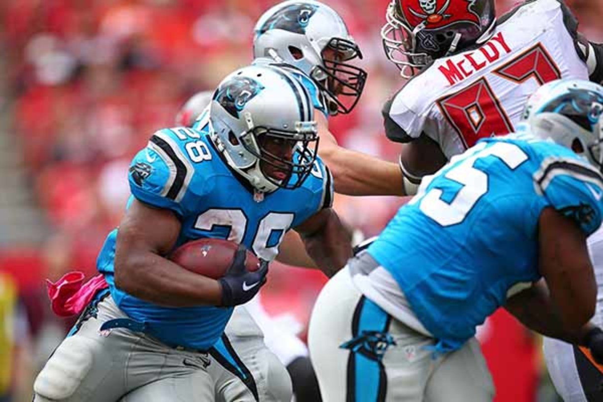 fantasy football 2015 week 5 risers sliders jonathan stewart
