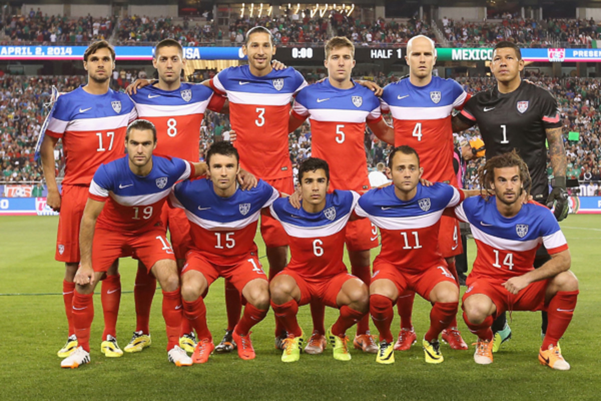 team usa world cup 2014 preliminary 30-man roster