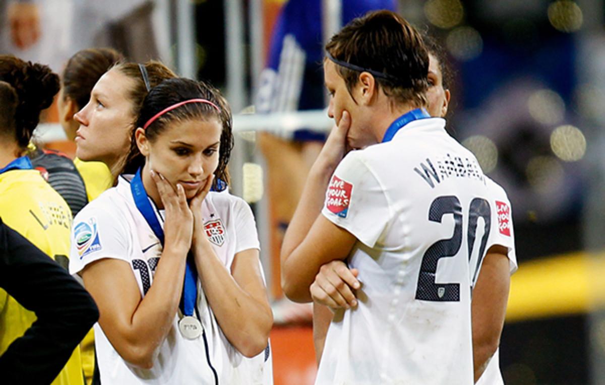 team usa 2015 women's world cup