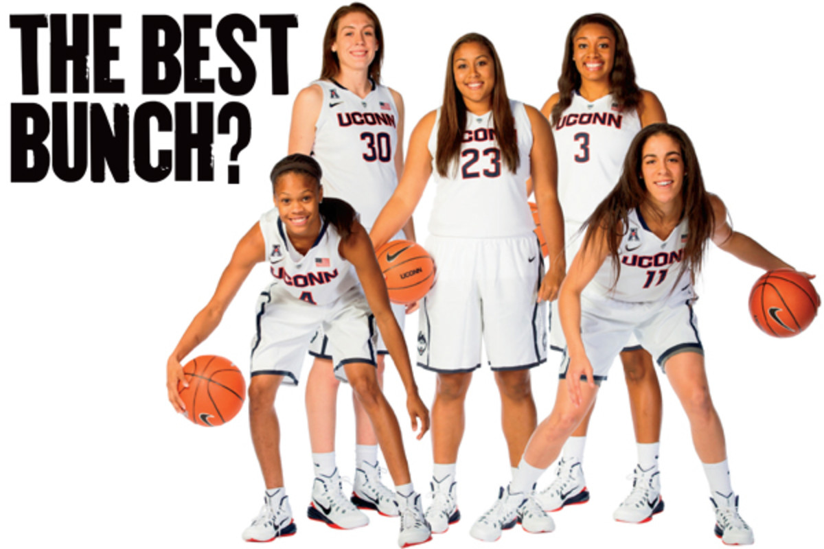 university of connecticut huskies women's basketball