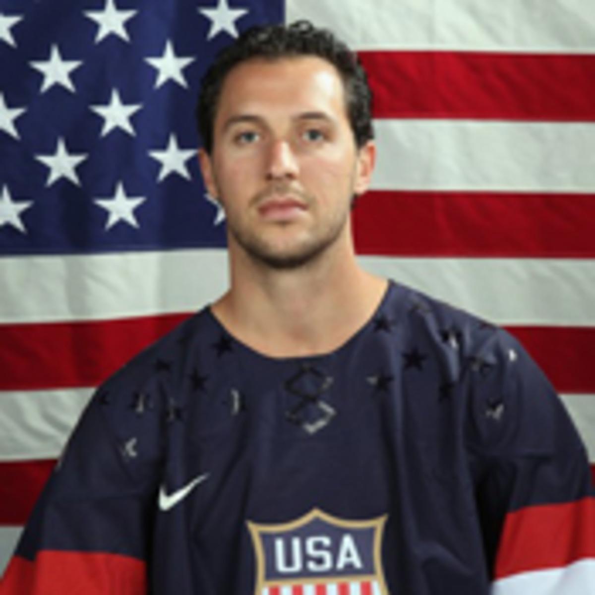2014 us men's hockey olympics ryan callahan