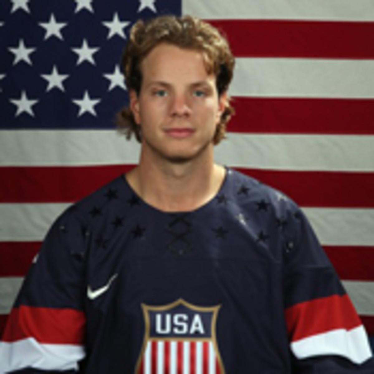 john carlson 2014 us men's hockey
