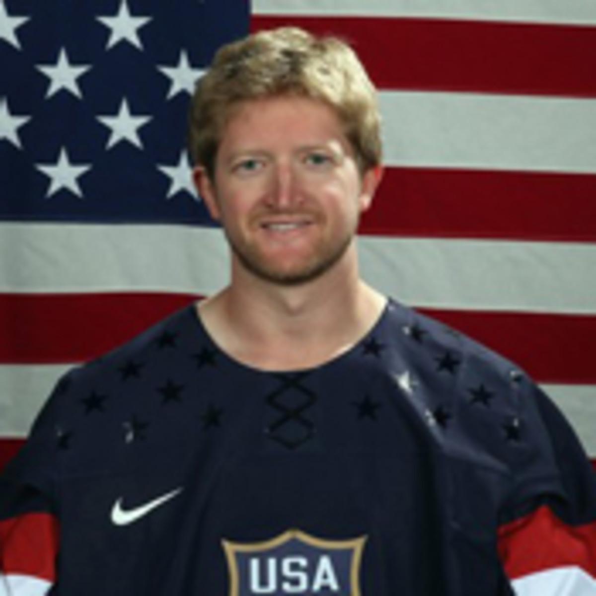 paul martin 2014 us men's olympic hockey
